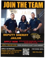 Deputy Sheriff Jailor - Join the Team