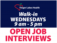 Finger Lakes Health Open Interviews